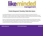 Like Minded Management
