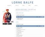 Lorne Balfe