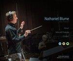 Nathaniel Blume